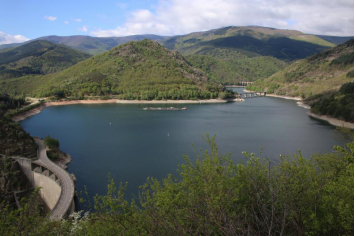 Lac de Villefort © Office de Tourisme de Villefort